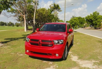 2012 Dodge Durango RT AWD